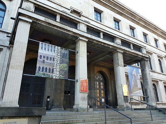 Museum fur Abgusse Klassischer Bildwerke