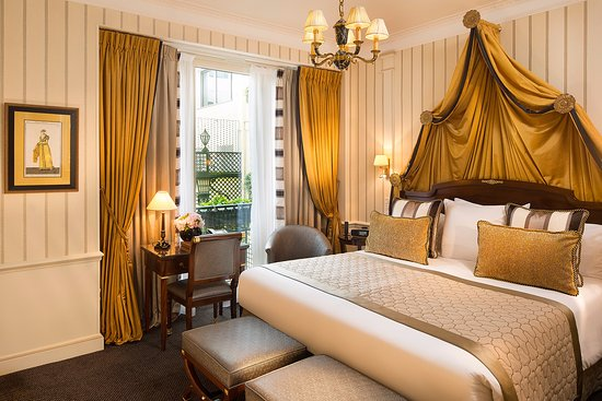 Hotel Napoleon Paris: Superior Room
