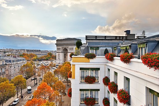 Renaissance paris arc de triomphe hotel updated 2017 Best hotels to stay in paris