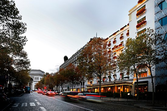 Hotel Napoleon Paris Photo