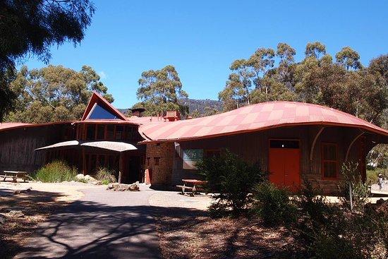 Grampians, Australia: Brambuk Cultural Centre