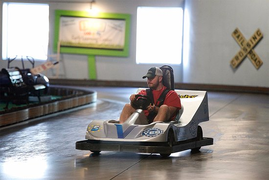 Action City: Fun Center - Indoor Go-Karts