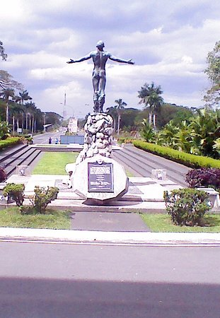 University of the Philippines: UP_Naked man