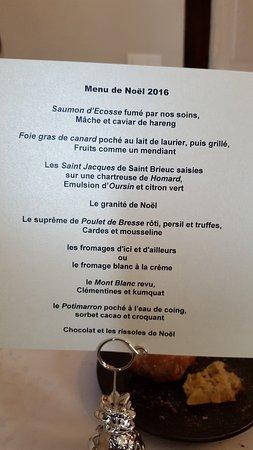 L'Isle-d'Abeau, Γαλλία: le menu