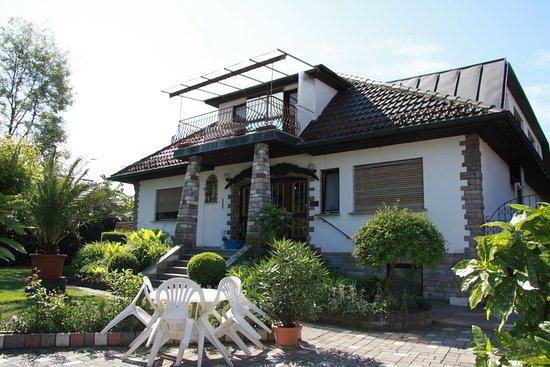 Oberasbach, Tyskland: Ansicht Haupthaus