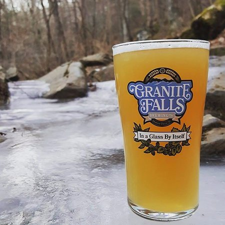 cool beer cooler folks picture of granite falls brewing company