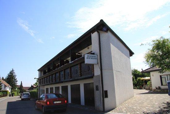 Oberasbach, Tyskland: Nebengebäude/Garagen