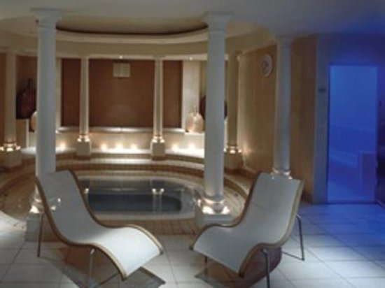 Hythe Imperial Health Club & Spa: Spa Area