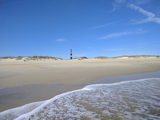 Beaufort, NC: Cape Lookout, Atlantic side