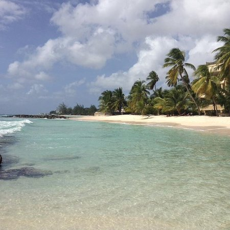 Dover Beach, it's Paradise just a short walk from the Time Out Hotel