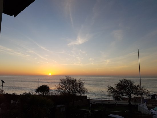 Felpham, UK: Sunrise