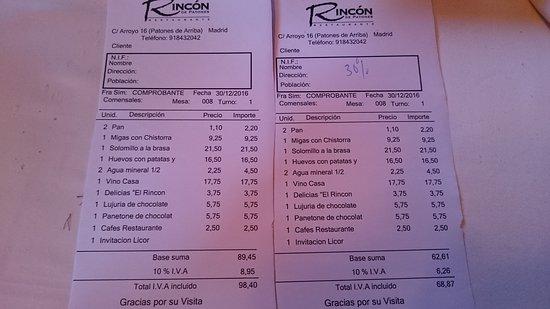 Patones de Arriba, Spain: Rincon de Patones