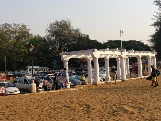 Miramar Beach Picture Of Miramar Beach Panjim Tripadvisor