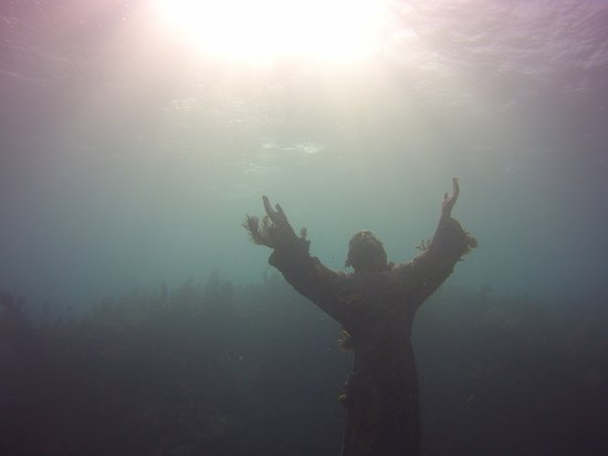 Island Ventures: Christ of the Abyss