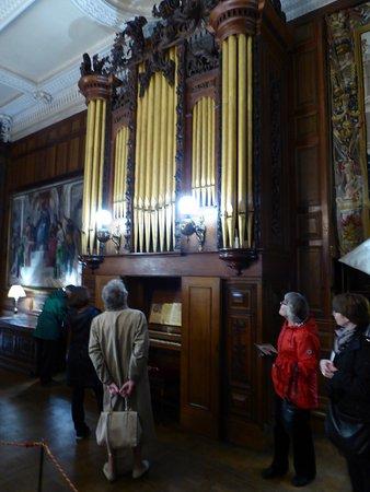 Wimborne Minster, UK: UNFORTUNATELY NOT WORKABLE