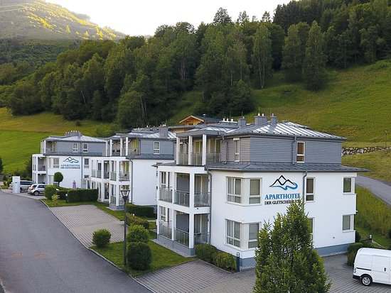 Aparthotel Der Gletscherblick Foto