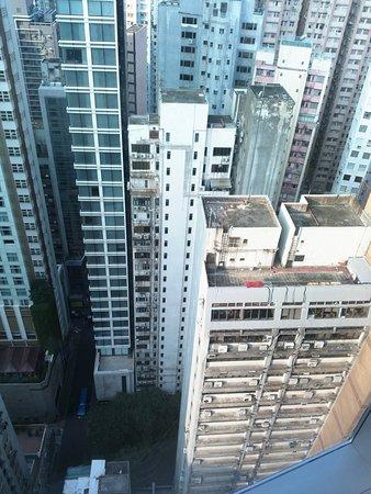 Большие сьюты за разумные деньги в центра Гонконга