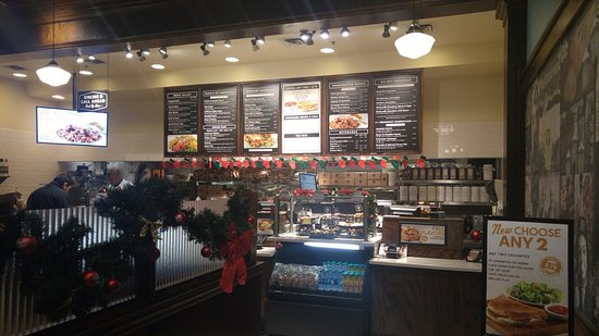 Corner Bakery Cafe Frisco Tx