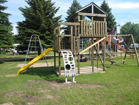 Garfield, MN: Playground