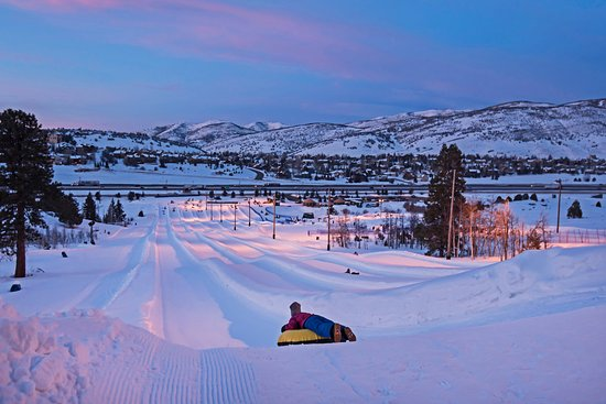 Feature Friday | 4 Tips for Family Sledding- Tubing at Gorgoza Park
