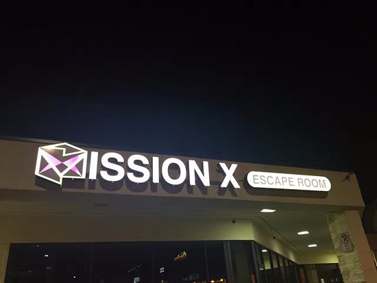 Mission X Escape
