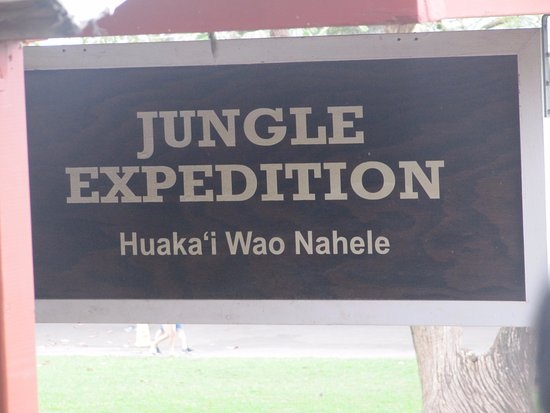 Kaneohe, HI: This was the specific tour we took