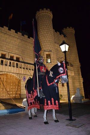 San Miguel de Abona, Spanien: A front of the entrance.