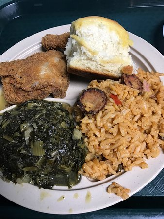 Abbeville, AL: Absolutely AWESOME! Great soul food and genuine southern hospitality! If you're in the area, sto