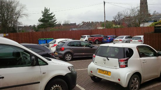 Bothwell, UK: Parking