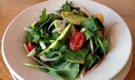 Bryn Mawr, PA: House salad