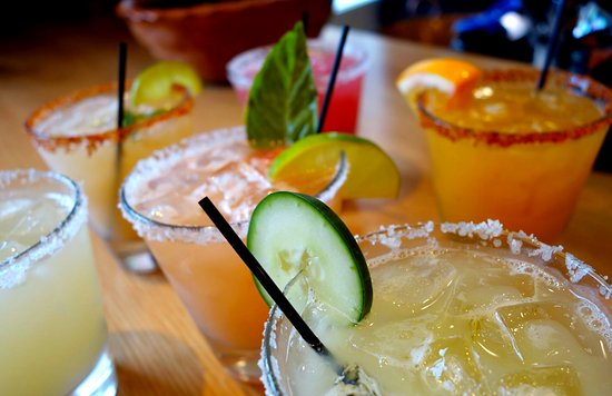 Bryn Mawr, PA: Margaritas made with fresh ingredients.