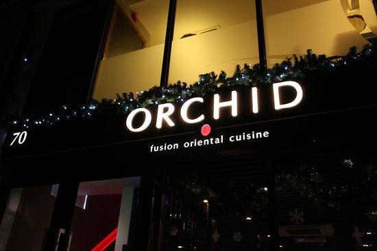 Orchid Restaurant : Orchid Cambridge