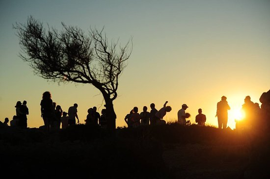 Jeep Safari Menorca: Sunsets over the guests