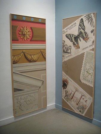 Musée Louis Vouland : Projet d'aménagement d'un nouveau décor pour le musée par les étudiants de l'École d'art d'Avign