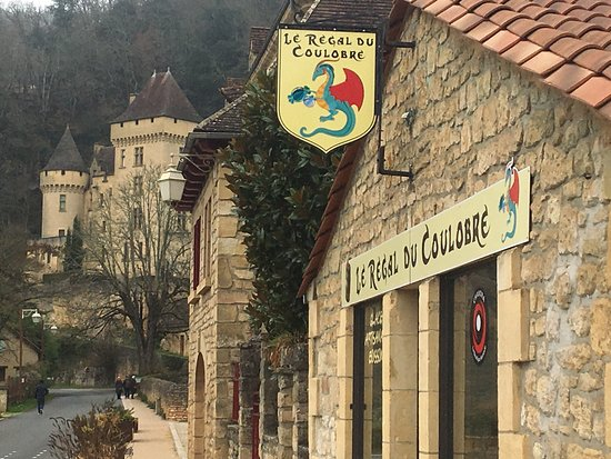 La Roque-Gageac : restaurants