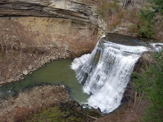 Sparta, TN: main falls