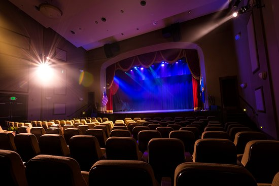 Oklahoma: Chickasaw Nation: McSwain Theatre in Ada