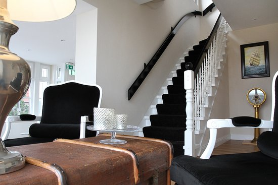 Hotel Norderriff: Lounge