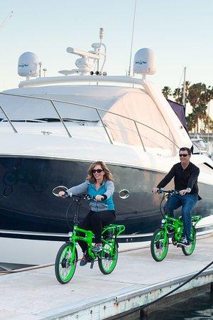 แดนวิลล์, แคลิฟอร์เนีย: The Latch - a folding electric bike