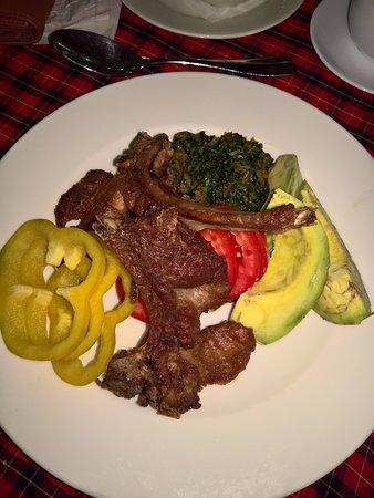 SG Premium Resort: Dinner