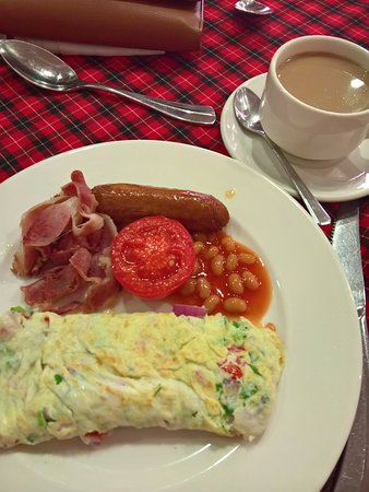 SG Premium Resort: Breakfast