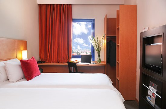 Ibis tanger free zone hotel chambre twin