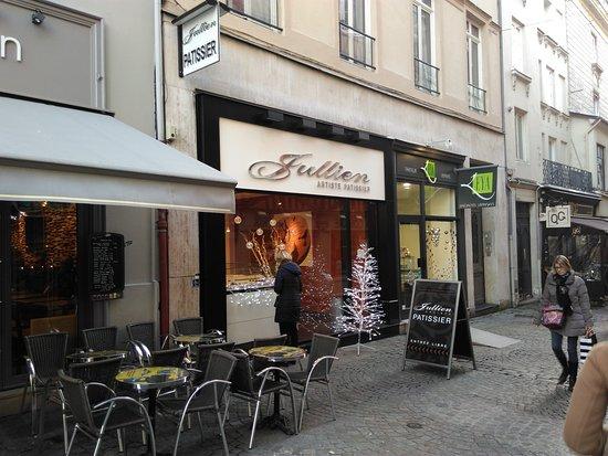 Pâtisserie Jullien, Rouen , 6 rue Ecuyere , Restaurant Avis
