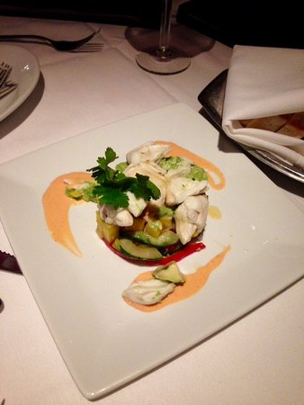 Ruth's Chris Steak House : Crab Stack: Really Good!