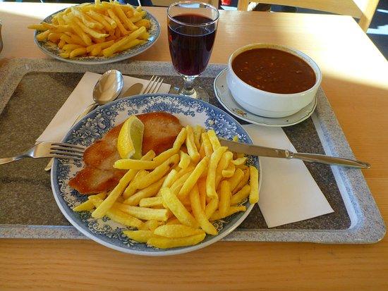 Berggasthaus Mannlichen : Ресторан самообслуживания Berggasthaus Maennlichen (3)