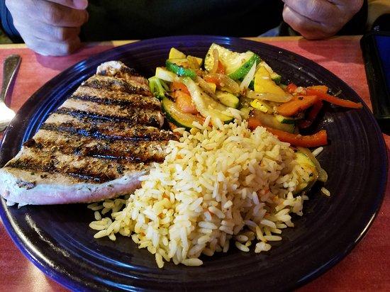Jack Mackerel's Island Grill