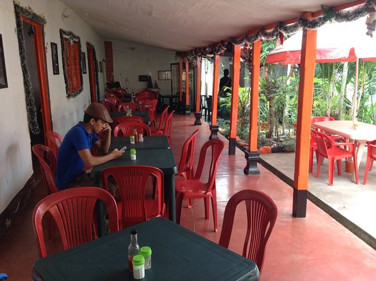 Timana, Colombia: Plenty of room