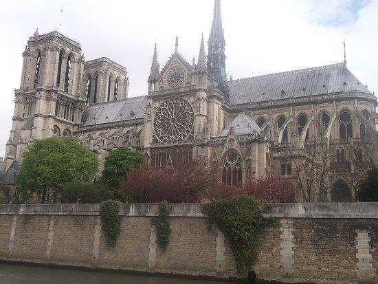 Agora Saint Germain: Notre Dame cathedral