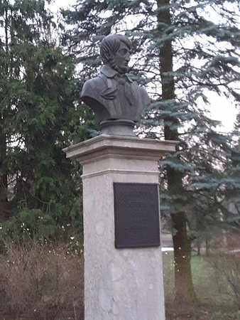 Monument of Maurice Mochnacki