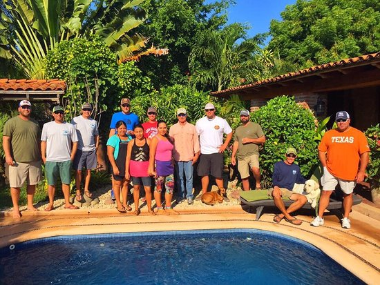 Guerrero, Mexico: Bahia La Tortuga Fishing Lodge